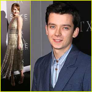 Britt Robertson & Asa Butterfield's On-Screen Romance is One You Dream About in 'The Space Between Us'