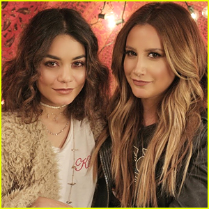Ashley Tisdale Names Goddess Palette Shade After Vanessa Hudgens!