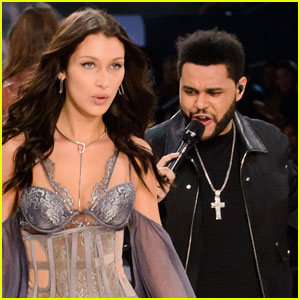 Bella Hadid Runs Into Ex-Boyfriend The Weeknd