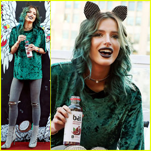 Bella Thorne Shows Off New Tattoo, Wants to Get Nipple ...