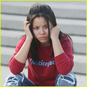 The Fosters' Cierra Ramirez Says Jesus' Injury is Mariana's Fault