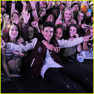 Singer Daniel Skye Reveals Strangest Thing That Fans Throw to Him on Stage