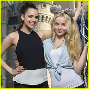 Dove Cameron Tweets Support For Sofia Carson's New Song 'Back To Beautiful'