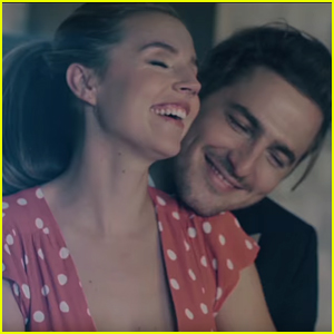 Kendall Schmidt's Girlfriend Micaela Von Turkovich Stars In Heffron Drive's 'Living Room' Video - Watch!