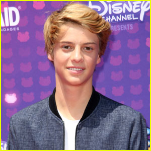 Jace Norman Doesn't Bother With New Year's Resolutions