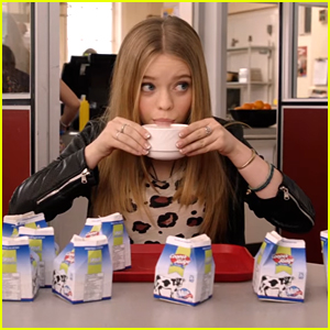 Jade Pettyjohn is a Cat in Nickelodeon's 'Rufus 2'!