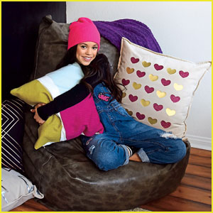 Jenna Ortega Gets a Fun Bedroom Makeover - Exclusive First Look!