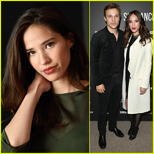 Kelsey Asbille Gets Support From Boyfriend William Moseley at Sundance Premiere