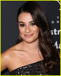 Lea Michele Bares It All For 2017