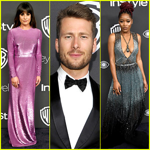 Lea Michele & Keke Palmer Hit Up Globes Parties with 'Scream Queens' Stars!