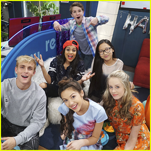 Lilly Singh Crashes Paige's Birthday Party on 'Bizaardvark' Tonight!