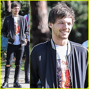 Louis Tomlinson Says He 'Definitely' Wants More Kids One Day