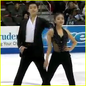 VIDEO: Maia & Alex Shibutani Combine Frank Sinantra & Jay-Z For Stellar Short Dance at US Nationals 2017