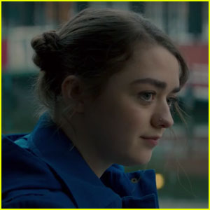 Maisie Williams & Bill Milner Play BFFs in Netflix's 'iBoy' - Watch the Trailer!