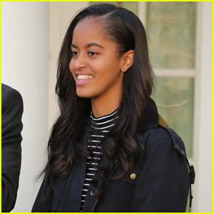 Malia Obama Checks Out Sundance After Landing Film Industry Internship