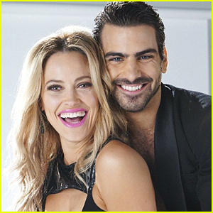 Nyle DiMarco Gifts Peta Murgatroyd with Baby Signs For Her Newborn Son