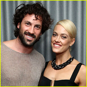 Maksim Chmerkovskiy & Peta Murgatroyd Are Parents to a Baby Boy!