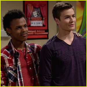 Peyton Meyer & Amir Mitchell-Townes Reflect on 'Girl Meets World' After Cancellation News