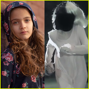 Exclusive: It's NOT Maddie Ziegler! Meet the Young Star in Sia's New 'Never Give Up' Video