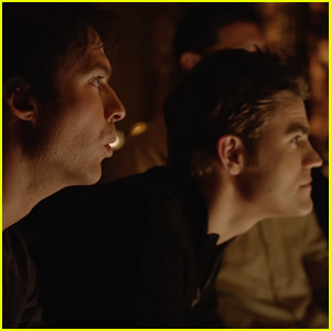 VIDEO: Damon & Stefan Play Evil Mind Games on 'The Vampire Diaries' Tonight
