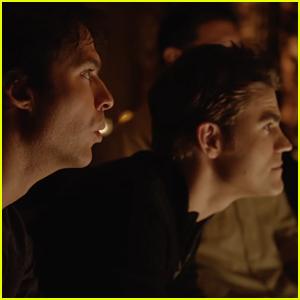 VIDEO: Damon & Stefan Play Evil Mind Games on 'The Vampire Diaries' Tonight