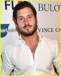 Looks Like DWTS' Val Chmerkovskiy is Getting Serious with Amber Rose