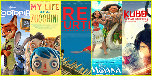 Oscars 2017: What Films Are Nominated For Best Animated Feature?