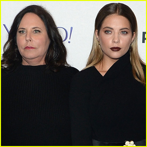 Ashley Benson Shares Sweet Texts With 'PLL' Boss Marlene King
