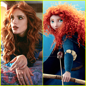 Bella Thorne's Favorite Disney Princess is One You Wouldn't Expect