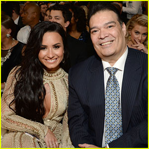 Demi Lovato's Date to Grammy 2017 Was Her Stepdad, Eddie