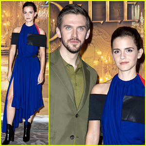 Emma Watson Starts New Instagram Account to Follow Her 'Beauty & The Beast' Press Tour!
