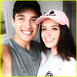 Social Stars Gabriel Conte & Jess Conte Re-Create Their Meet Cute On The Day They Met