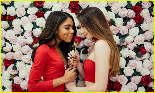 EXCLUSIVE: Happy Galentine's Day With Teala Dunn & Meredith Foster