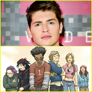 Gregg Sulkin Will Star in Marvel's 'Runaways' for Hulu!