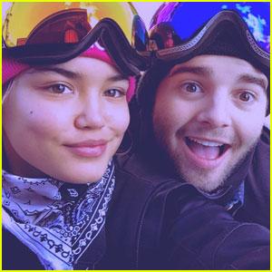Jack Griffo & Paris Berelc Make One Cute Couple!
