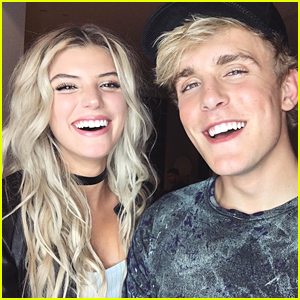 YouTube Stars Jake Paul & Alissa Violet Break Up & Bring Drama To Twitter