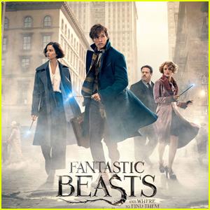 J.K. Rowling Teases Next 'Fantastic Beasts' Film
