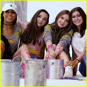 Kendall Vertes Has a Paint Party in 'Where Would I Be Without You' Music Video