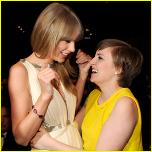 Taylor Swift's Love Life Is Unfairly Judged According to BFF Lena Dunham
