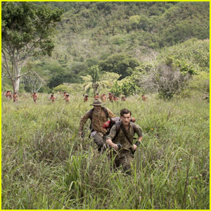 Watch Tom Holland & Robert Pattinson in New 'Lost City of Z' Trailer