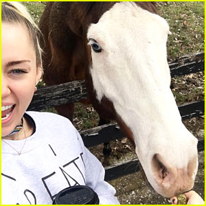 Miley Cyrus Misses Sister Noah During Family Reunion on the Farm!