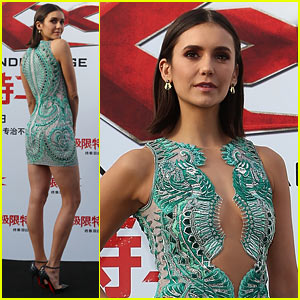 Nina Dobrev is a 'Baller On and Off Screen,' According to Vin Diesel