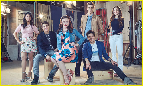 EXCLUSIVE: Nickelodeon's 'Ride' Cast Dishes Hilarious OMG Stories! -- (WATCH)