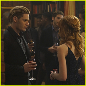 'Shadowhunters' Episode Preview: Alec Introduces Everyone To Magnus During Family Gathering