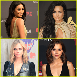 Demi Lovato, Shay Mitchell & More Celebs Who Built Schools & Gave Back in Big Ways