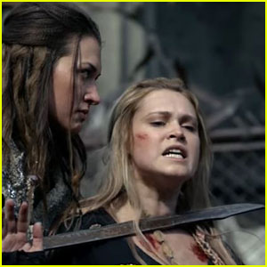 VIDEO: Sneak Peek of 'The 100's Premiere Episode - WATCH NOW