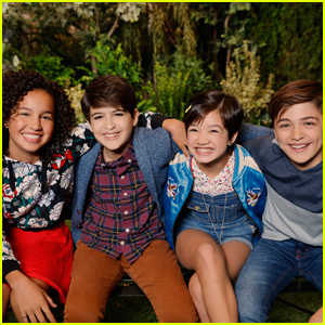 The Stars of Disney Channel's 'Andi Mack' Are Taking Over JJJ's Instagram Story Today!