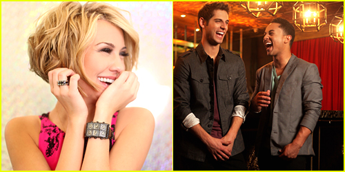 'Baby Daddy' Rewind! Stars Chelsea Kane, Jean-Luc Bilodeau & Tahj Mowry Look So Young In These Pics!