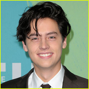 Woah, Cole Sprouse Discovered An Unauthorized Picture of Himself on a Romance Novel!
