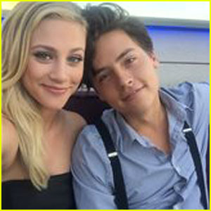 Cole Sprouse Photographed 'Riverdale' Co-Star Lili Reinhart & Fans Are Shipping It